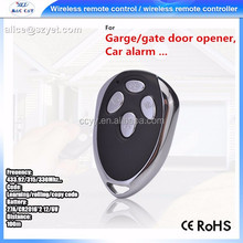 868MHZ yet001 wireless remote control with new design 433mhz home automation