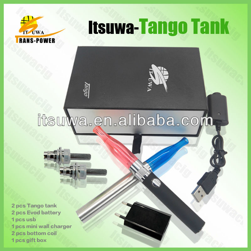Hottest!!2013 most popular christmas promotion tango starter kit shenzhen ego electronic cigarette dubai