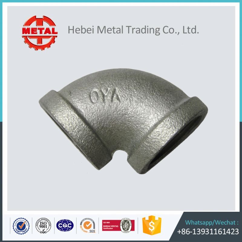 din threads bushing banded malleable iron pipe fittings