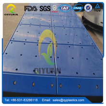 UHMWPE HDPE marine dock fender corner face pad and board