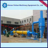 paddy dryer machine/ rotary drum dryer's price/wood sawdust dryer from Yinhao Brand