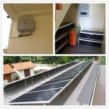 3kw 4kw 5kw home solar panel system power generator for Africa market