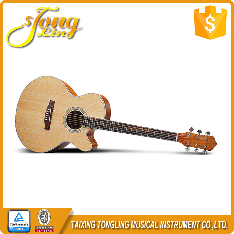 TL-0059 The Ovation Handmade 6 Strings Acoustic Guitar Wholesale Prices Online Store
