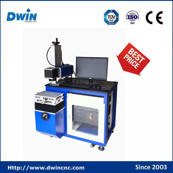 high precision DW Fiber marking machine for jewelery/laser marking machine for ring engraving