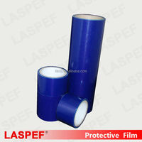 LASPEF ldpe protective film india hot sale on alibaba, protective plastic film, blue protection film