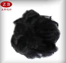 best quality black polyester staple fiber manufacturer