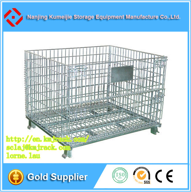 Welded Wire Mesh Containers Wire Cage