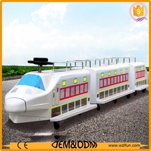 electrical train, mini trains, outdoor kids amusement rides worm train for sale