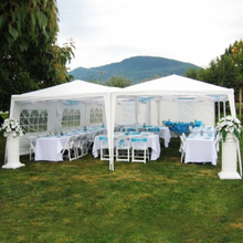 round square wedding marquee party tent