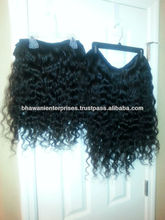 Indian Virgin hair , raw unprocessed virgin human hair