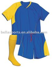 2012 stylish home/away soccer team uniforms