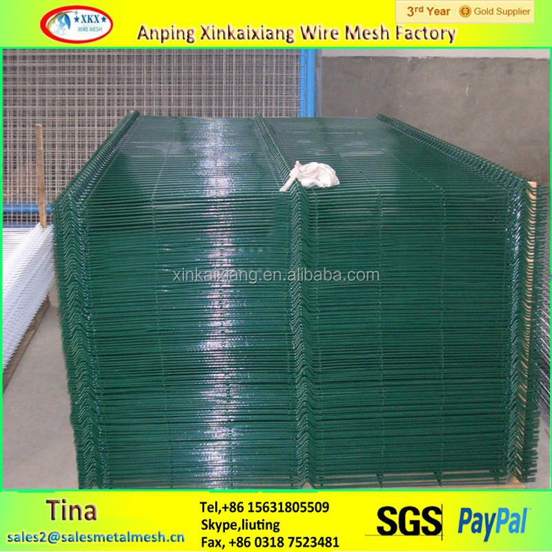 welded wire fence panel, fence panel, pvc coated wire mesh fencing