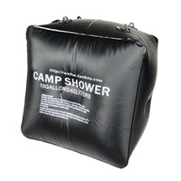 40L 10 Gallons Outdoor Hiking Folding Solar Camping Portable Shower