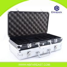 Competitive price top quality aluminum hairdressing tool case