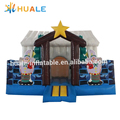 Newest design inflatable trampoline, Christmas inflatable jumping bouncer