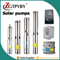 best bomba solar powered pond centrifugal bore well submersible pump 2hp for irrigatio