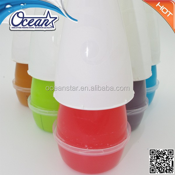 Hot sale 212g gel air freshener toilet