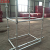 Cuplock Scaffolding System with Cuplock Ledger Diagonal Brace Cuplock Scaffold Parts for Civil Construction