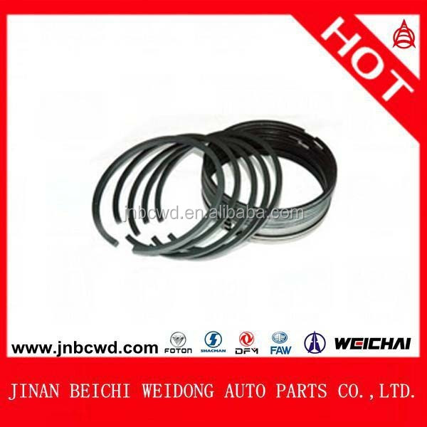 Beiben truck engine parts weichai engine piston ring set piston seal