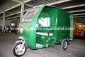 electric tricycle used/sell well/piaggio three wheelers