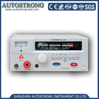 Automated AC/DC Digital Hipot Tester for house electrical appliance