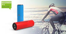 2017 New FM TF Handsfree Call Mobile Power Portable Bluetooth Wireless Speaker With Flashlight