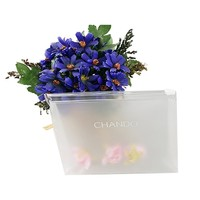Transparent Cosmetic Sets Clear Vinyl Bags Pictures Of Plastic Bags