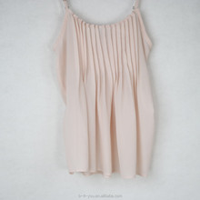 wholesale boutique summer latest lady cheap chiffon sexy halter top