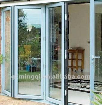 Aluminum Bifold Doors Of Stylish Design Buy Aluminum