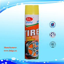 Supply Good Quality Car Tyre Foam Cleaner, Tire Cleaning Spray, Tire Products