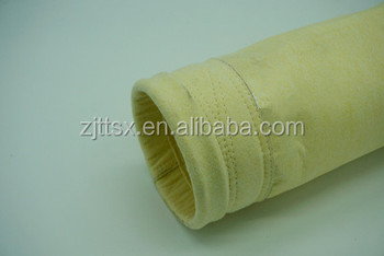 Polyester cement industry bag filters custom dust bag