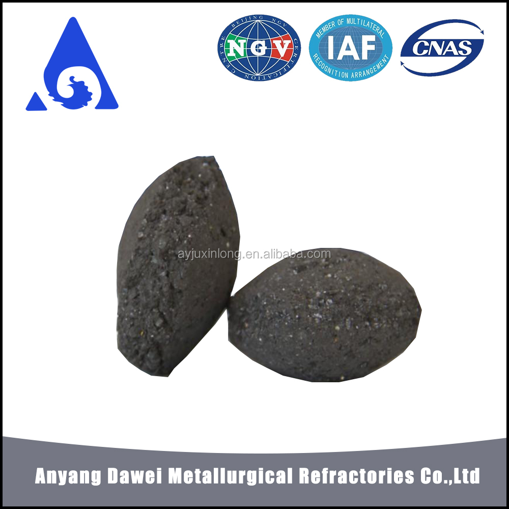 manufacturer direct supply fesi ferro silicon briquette/ball