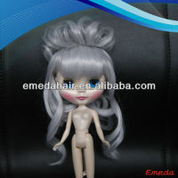 Top quality factory price american girl doll wigs,synthetic hair for dolls