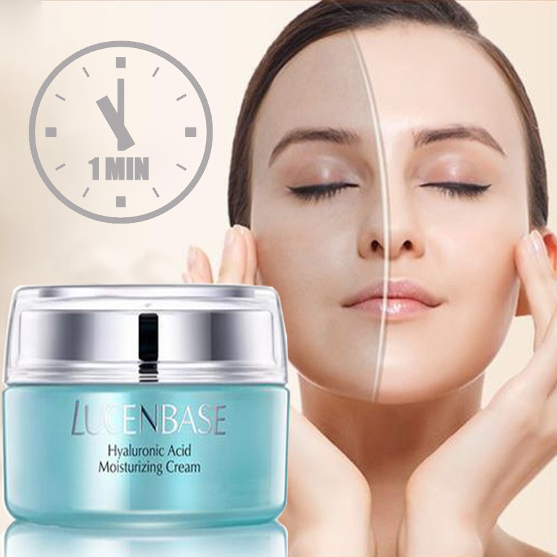 Whitening Moisturizing Skin Care Private Label Hyaluronic Acid Face Cream