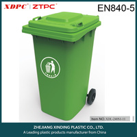 Factory Directly Provide Plastic Waste Bin