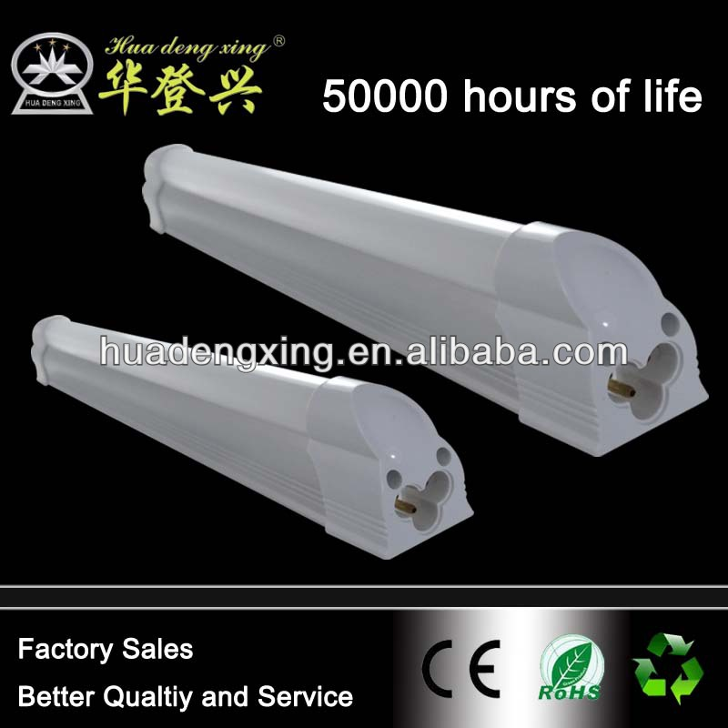 factory price SMD3528 t5 led tube aquarium 50000 hours AC100-240V