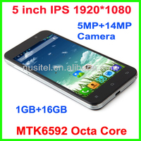5 inch Full HD Phone 1920*1080 ZOPO ZP980+ Octa Core