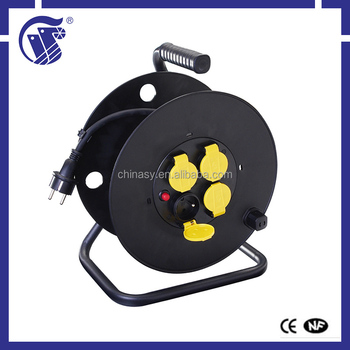 high quality mini retractable cable reel
