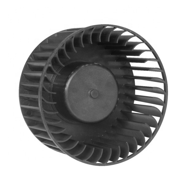 Toyon silent fan RoHs <strong>128</strong> x73 mm plastic blades forwarded curved centrifugal blower fan for ventilation unit