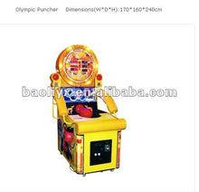 coin acceptor boxing game machine
