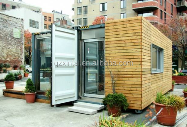 Modular living folding shipping prefabricated wooden house kit price low cost modern design expandable container house