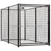 welded mesh dog run