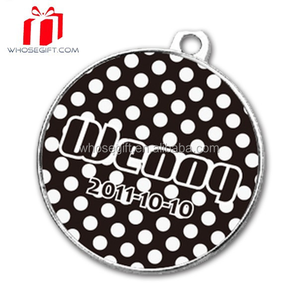 Custom Cheap Dog Tags Decorative Pet Dog Tags Promotional Metal Dog Tag