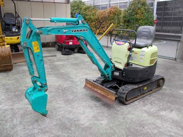 Used Mini Excavator Yanmar Vio 10 - 2A <SOLD OUT>