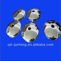 investment polised stainless steel casting product