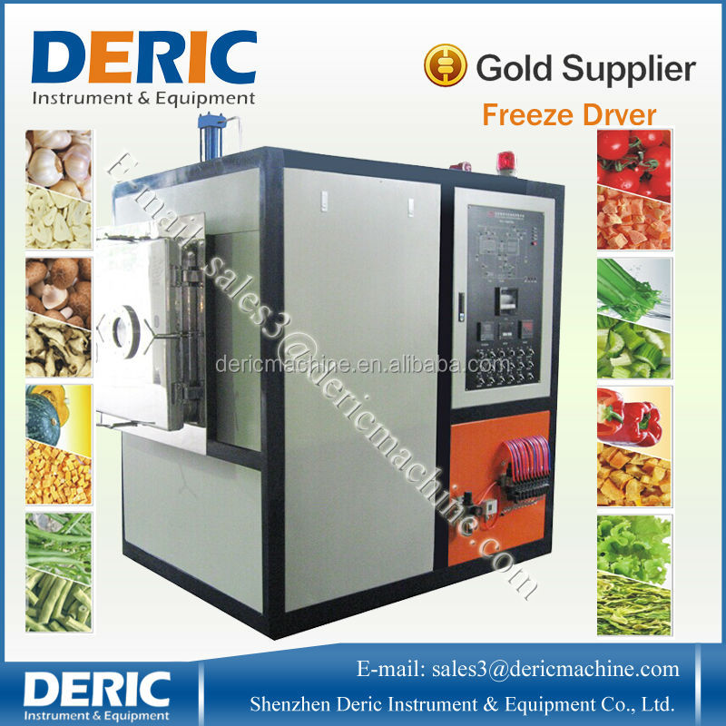 CE Certification Vacuum Freeze Drying Equipment Prices Low