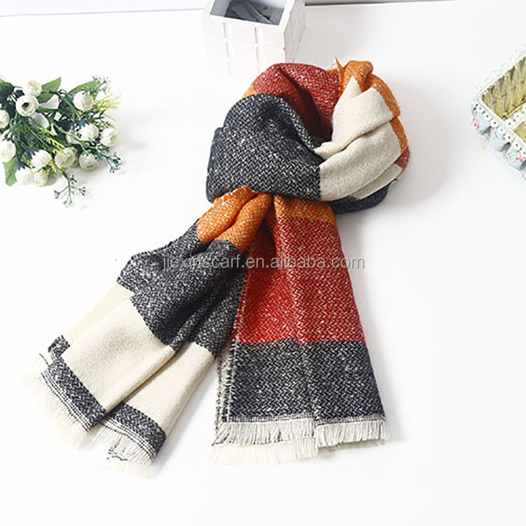 Manufacturer Hot sale new fashion scarf factory china