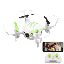 JJRC 360 Degree Flips 4-axis Drone WiFi Control Mini Quadcopter with 0.3MP Camera