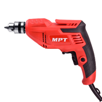 MPT 400W 10mm Electric Drill Powertec Tools