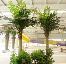 fake tree indoor/outdoor use factory wholesale decoration artificial palm tree